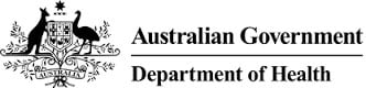 Logo of Australian Government Department of Health